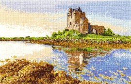 Замок Дангуаре (Dunguaire Castle)