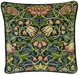 Колокольчики (William Morris. Bell Flower)
