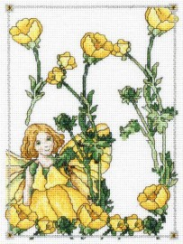 Фея Лютика (The Buttercup Fairy)