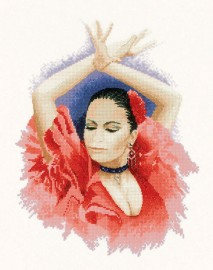 Тацовщица Фламенко (Flamenco Dancer)
